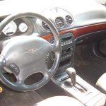 2004 Chrysler 300m – dash