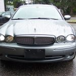 2004 Jaguar XJ-6 Wagon – front view