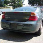 2004 Chrysler 300m – rear view